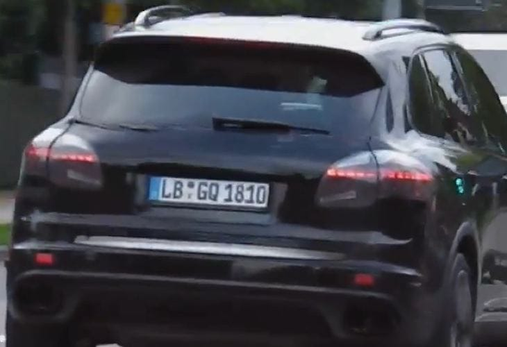 2015 Porsche Cayenne changes dissected