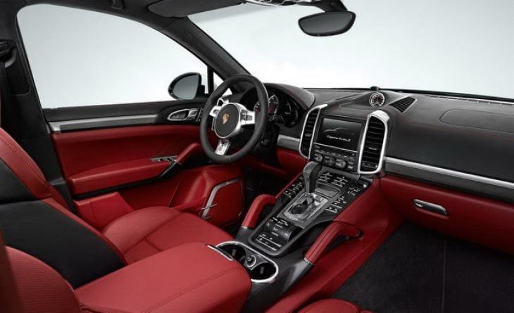 2015 Porsche Cayenne changes