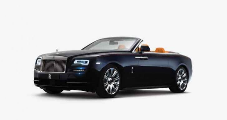 2015 Rolls Royce Wraith convertible, Dawn eliminates problems