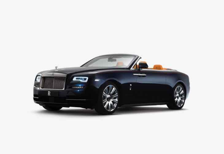 2015 Rolls Royce Dawn