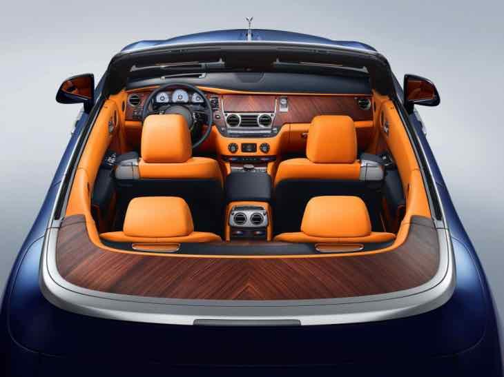 2015 Rolls Royce Wraith convertible