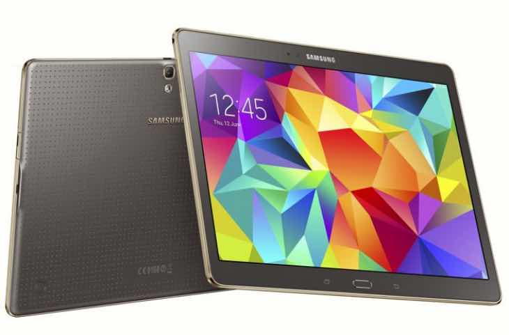 2015 Samsung Galaxy Note tablets
