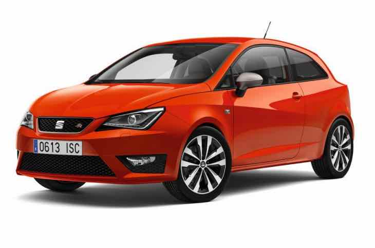 2015 Seat Ibiza facelift changes revealed, price omitted