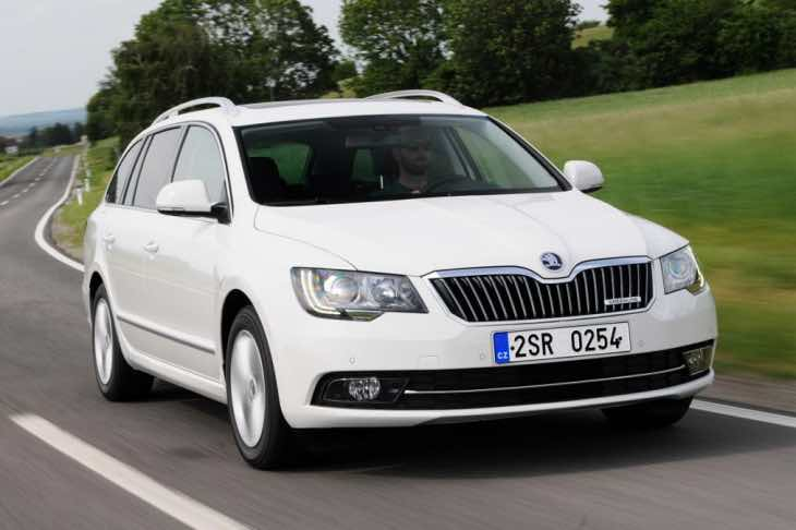 2015 Skoda Superb Estate