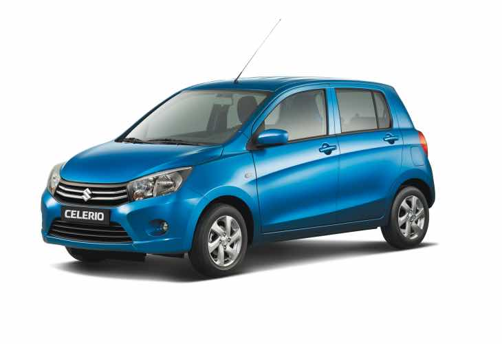 2015 Suzuki Celerio recall possibility in UK