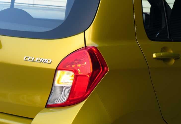 2015 Suzuki Celerio recall