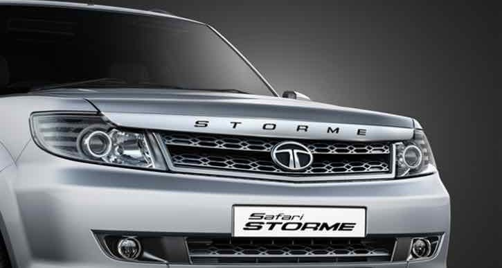 2015 Tata Safari Storme facelift price and changes in India