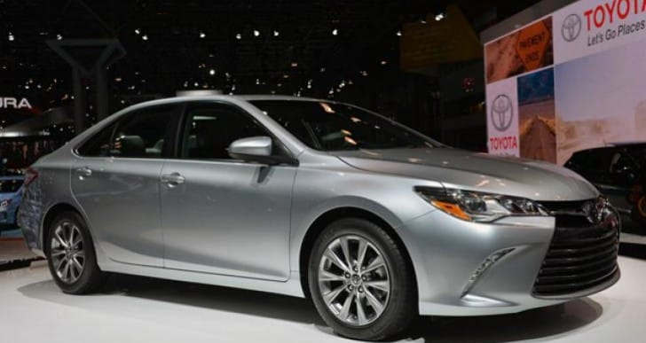 2015 Toyota Camry changes after redesign