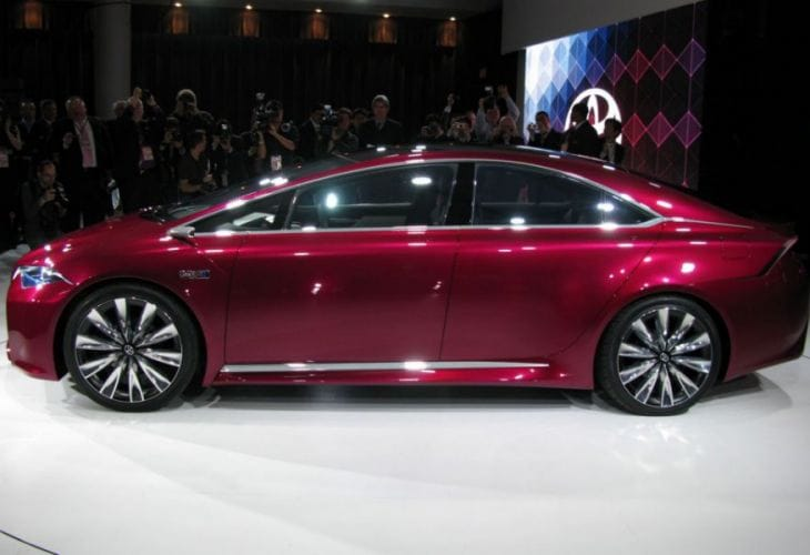 2015 Toyota Camry redesign changes articulated