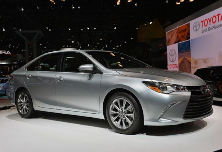 2015 toyota camry changes after redesign product reviews net. Black Bedroom Furniture Sets. Home Design Ideas