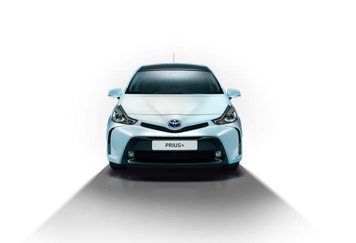 2015 Toyota Prius+ price list