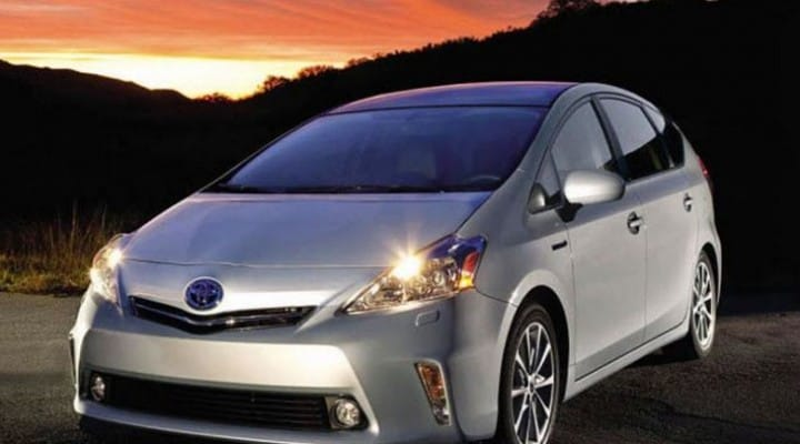 2015 Toyota Prius details for redesign released
