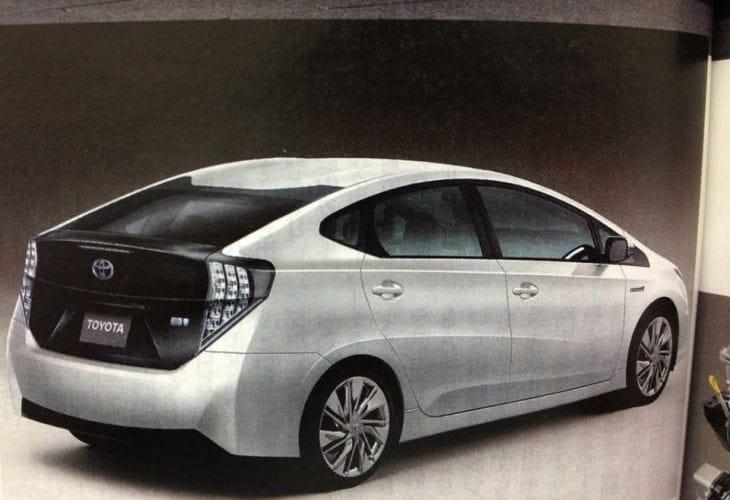 2015 Toyota Prius details