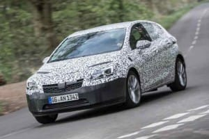 2015 Vauxhall Astra 1.4 Turbo review