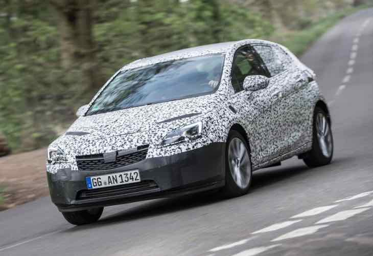 2015 Vauxhall Astra 1.4 Turbo review underlines improvements