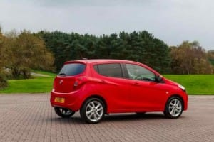 2015 Vauxhall Viva issues