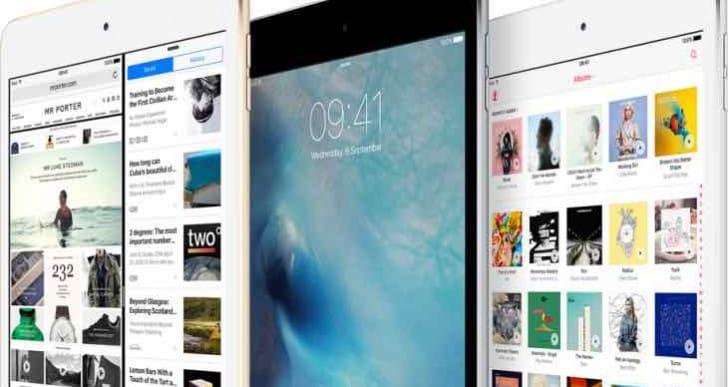 2015 iPad mini 4 hard to repair