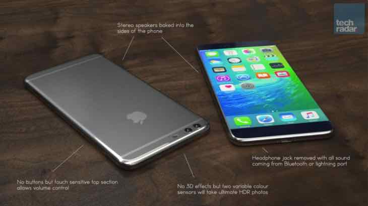 2015 iPhone 6S design