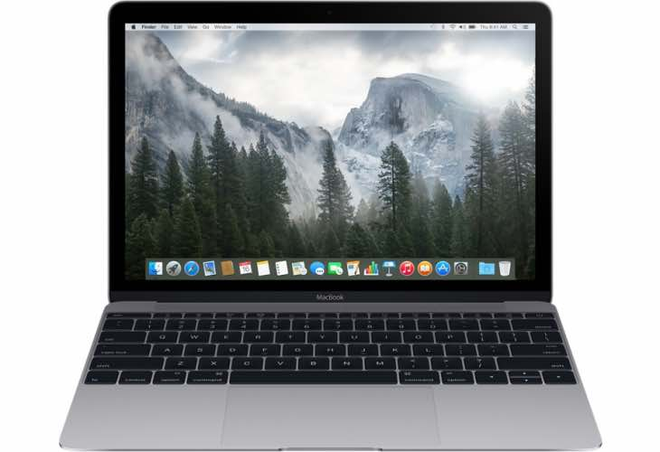 2016 12-inch MacBook release