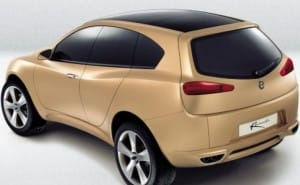 2016 Alfa Romeo to counter Audi Q5 and BMW X3