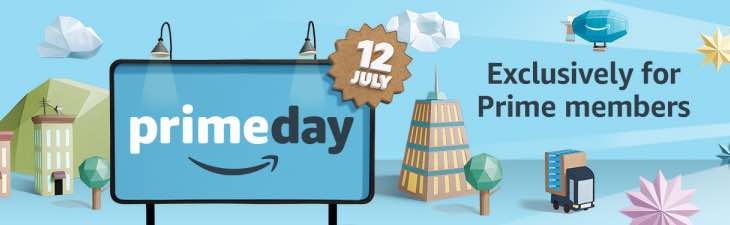 2016 Amazon Prime Day start time