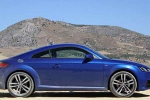 2016 Audi TT price increase