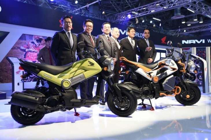 2016 Auto Expo bikes