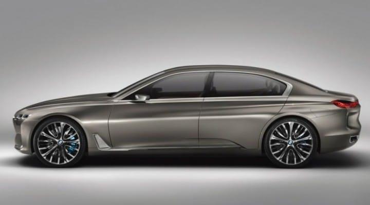2016 BMW 7-Series evolutionary interior spied