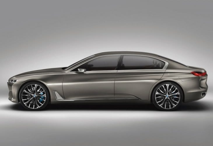 2016 BMW 7-Series evolutionary interior eye candy