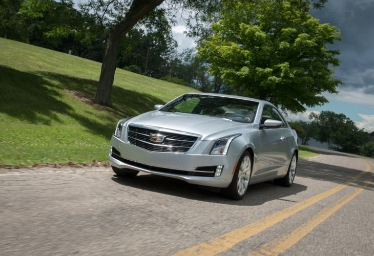 2016 Cadillac CT6 vs. CTS