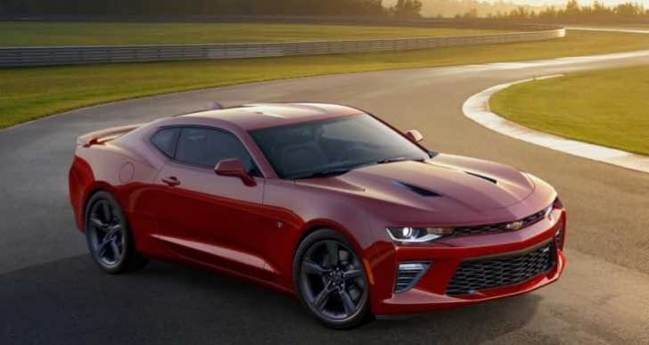 2016 Chevrolet Camaro UK models undecided after reveal