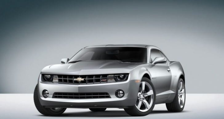 6th-generation Chevrolet Camaro design, no significant difference