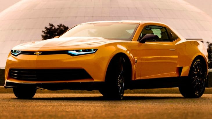 2016 Chevrolet Camaro design