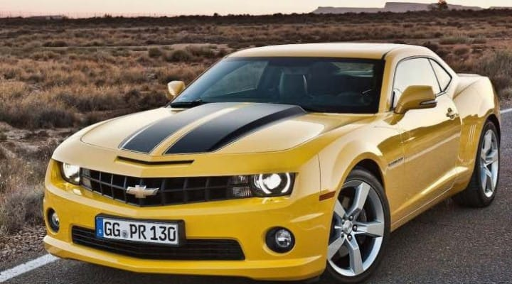 2016 Chevrolet Camaro price on May 16, 2015
