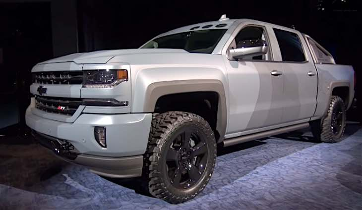 Silverado Special Ops Price >> 2016 Chevrolet Silverado Special Ops equipment, all feasible – Product Reviews Net
