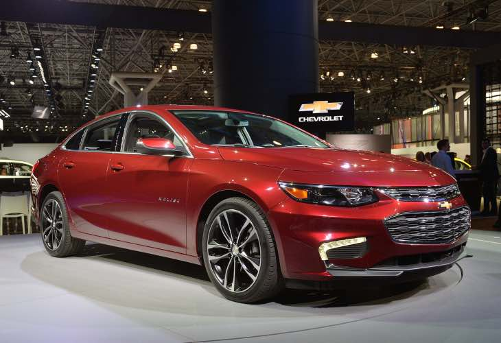 2016 Chevy Malibu Hybrid availability