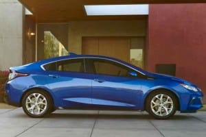 2016 Chevy Volt orders begin today