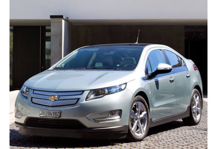 2016 Chevy Volt range, one of many changes