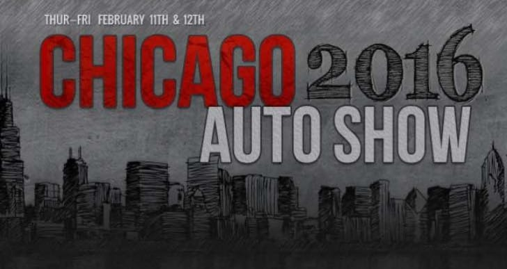 2016 Chicago Auto Show recap of reveals
