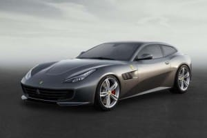 2016 Ferrari FF now GTC4Lusso with minimalist upgrades