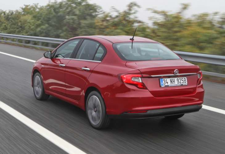 2016 Fiat Tipo India launch
