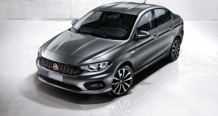 2016 Fiat Tipo brochure and test drive request looms