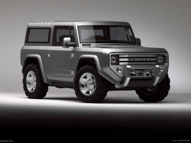 2016 Ford Bronco rumors unjust