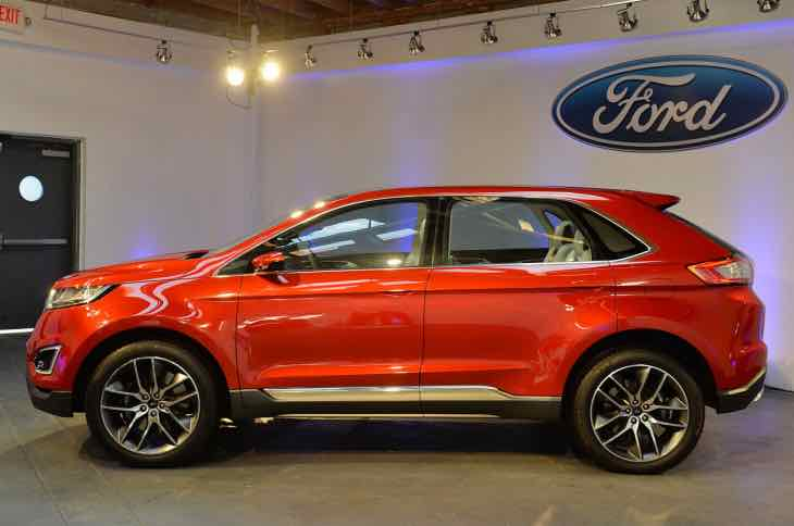 Ford Edge Release Date