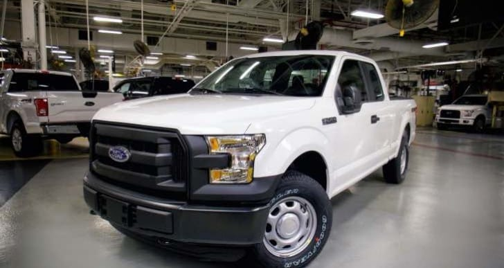 2016 Ford F-150 compressed natural gas, propane options