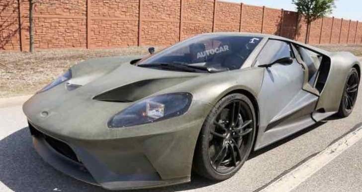 2016 Ford GT and new Porsche 911 GT, contrasting appeal