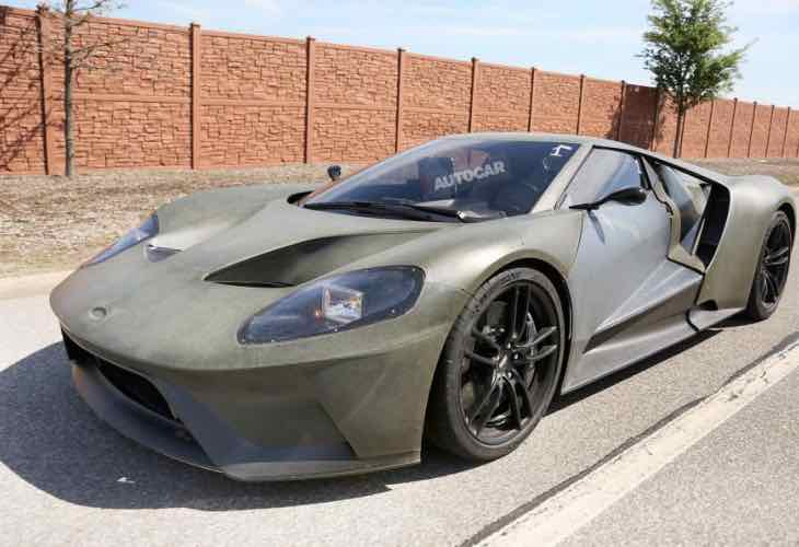 2016 Ford GT picture