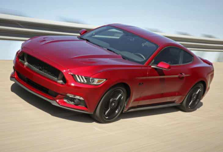 2016 Ford Mustang option packages, nod to yesteryear