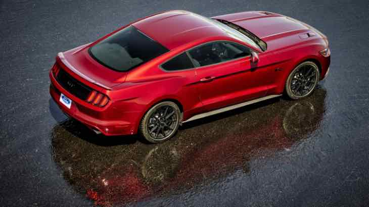 2016 Ford Mustang updates