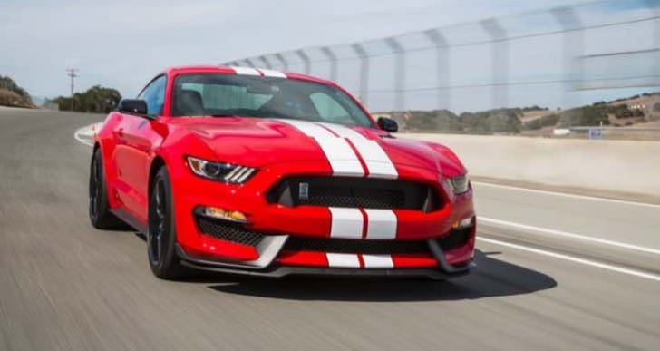 2016 Ford Shelby GT350 Vs GT350R Mustang review